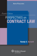 Perspectives on Contract Law