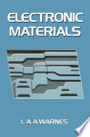 Electronic Materials Book