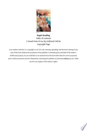 Download Keeping You a Secret Free Books - Read Books