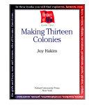 Making Thirteen Colonies Book