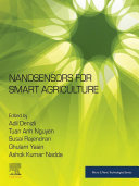 Nanosensors for Smart Agriculture Book