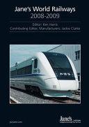 Jane s World Railways 2008 2009 Book