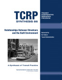 Relationships Between Streetcars and the Built Environment