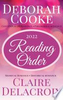 Reading Order for Deborah Cooke's Paranormal Romances and Contemporary Romances, and Claire Delacroix's Medieval Romances Pdf/ePub eBook
