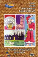 Lions 322C3 District Directory