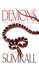 Demons the Answer Book Pdf