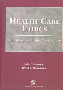 Health Care Ethics Book PDF