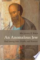 An Anomalous Jew