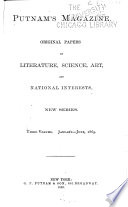 Putnam S Magazine Of Literature  Science  Art  And National Interests