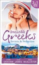 Irresistible Greeks: Secrets and Seduction