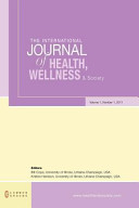 The International Journal of Health  Wellness and Society