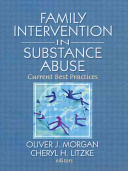 Family Intervention In Substance Abuse