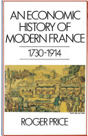 Pdf An Economic History of Modern France, 1730–1914 Telecharger