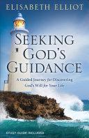 Pdf Seeking God's Guidance
