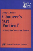 Chaucer s  art Poetical