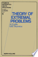 Theory of Extremal Problems