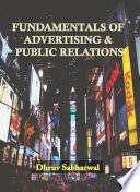 Fundamentals Of Advertising Public Relation
