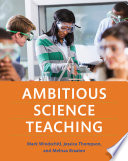 Ambitious Science Teaching Book