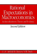 Rational Expectations in Macroeconomics