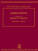 James Joyce. Volume 2: 1928-41