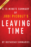 Pdf Leaving Time by Jodi Picoult - A 15-minute Summary