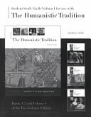 Study Guide (Books 1-3) for Use with the Humanistic Tradition