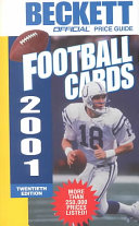 The Official Price Guide to Football Cards 2001
