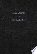 Advances In Catalysis Book PDF