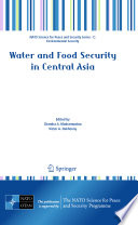 Water and Food Security in Central Asia Book