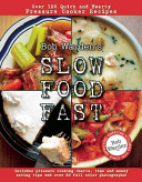 Bob Warden s Slow Food Fast