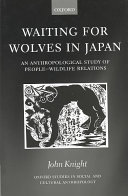 Pdf Waiting for Wolves in Japan