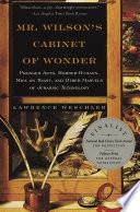 Mr  Wilson s Cabinet of Wonder
