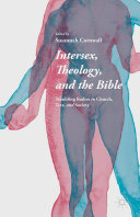 Intersex, Theology, and the Bible Pdf/ePub eBook