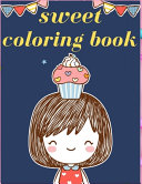 Sweet Coloring Book