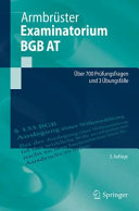 Examinatorium BGB AT