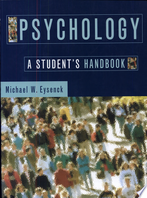 PsychologyThis text provides a detailed account of psychology. Most topics are dealt with in terms of theory, evidence, and evaluation. The book features key research studies, case studies, research activities, and personal reflections.