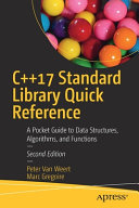 C  17 Standard Library Quick Reference