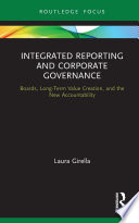 Integrated Reporting and Corporate Governance