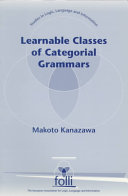 Learnable Classes of Categorial Grammars