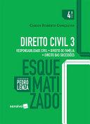 Direito civil, 3 : esquematizado