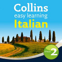 Collins Easy Learning Italian Level 2
