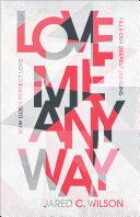 Pdf Love Me Anyway