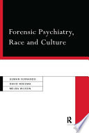 Forensic Psychiatry Race And Culture