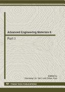 Advanced Engineering Materials II Pdf