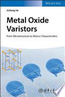 Metal Oxide Varistors Book