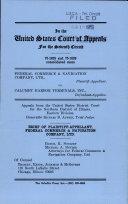 Federal Commerce Navigation Company Ltd V Calumet Harbor Terminals Inc