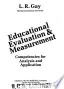 Educational evaluation & measurement