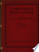 A First School Music Course Book PDF