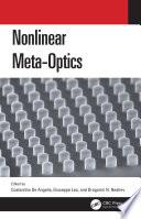 Nonlinear Meta Optics Book
