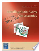 Metalloprotein Active Site Assembly Book